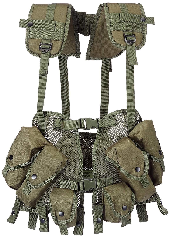 ba7bb0fec3 US. Taktikai Mellény (MIL-TEC) - Bajonett Military Shop