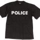 MIL-TEC Police Feliratú Póló