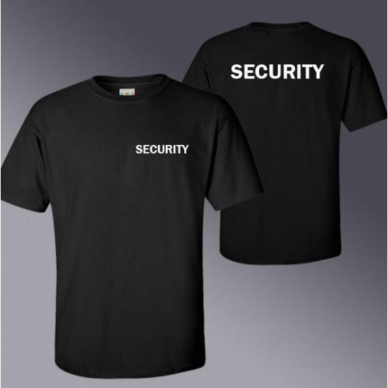 MIL-TEC Security 2 Feliratú Póló