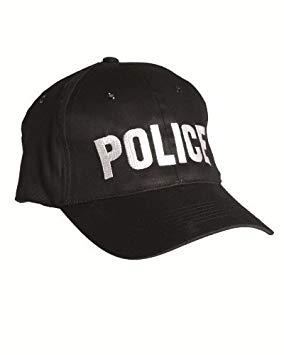 MIL-TEC Baseball Sapka Police Feliratú