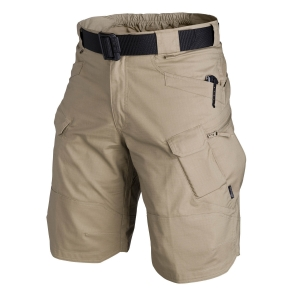 Helikon-Tex Urban Tactical Pants UTP Taktikai Bézs Khaki Bermuda Rip-Stop